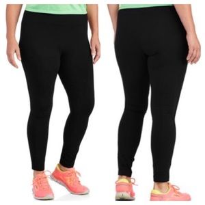 ➕ Danskin Now Full Length Athletic Leggings 10T